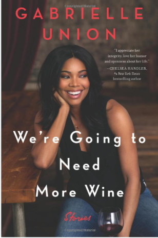 gabrielle union book cover